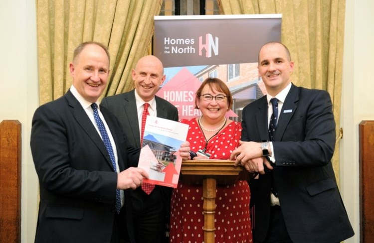 MPs support H4N plans to boost home building across the North