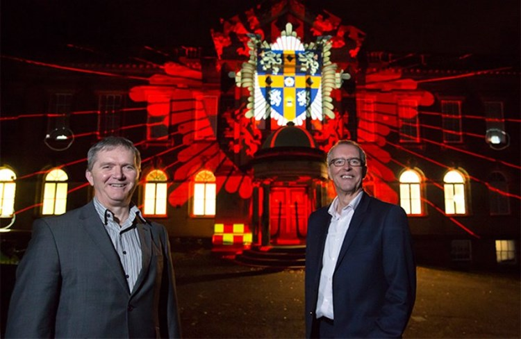 Prince Bishops Homes in the spotlight at Lumiere Durham