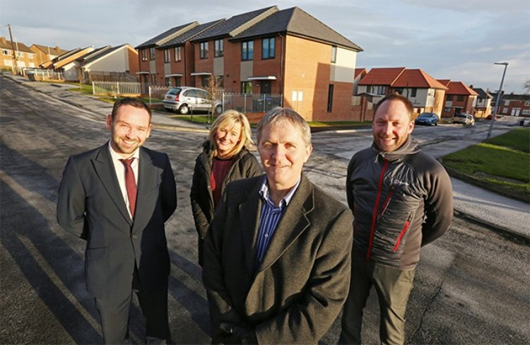 Hundreds of new affordable homes delivered in first months of Karbon Homes