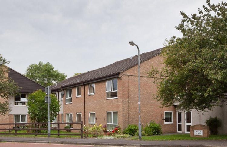 Redevelopment for older people's accommodation in Ponteland