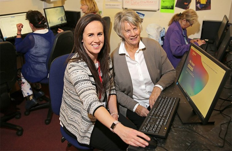 Community grant helps North Tyneside digital project to extend its services