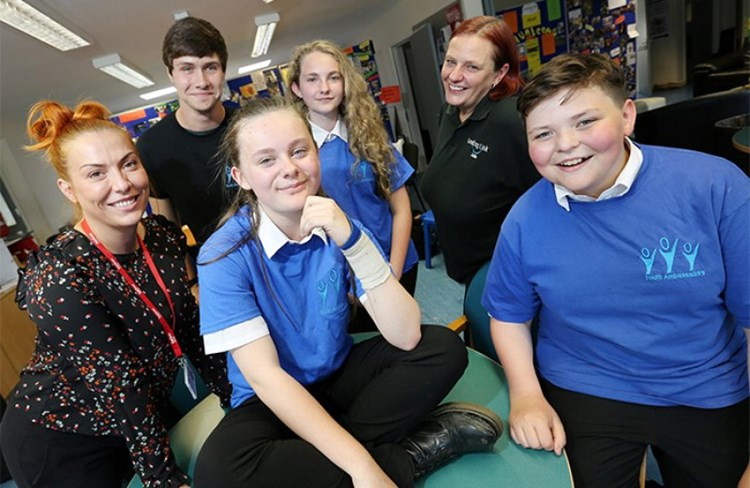 Northumberland youth project receives financial boost