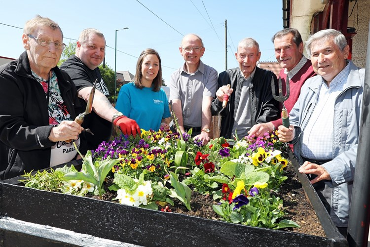 Funding gives local men's group a valuable boost