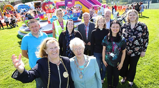 Annual family fun day returns to Cleadon Park