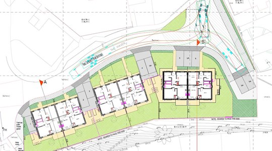 New planning application for The Haven in Prudhoe