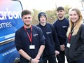 Karbon apprentices take the leap in to new careers