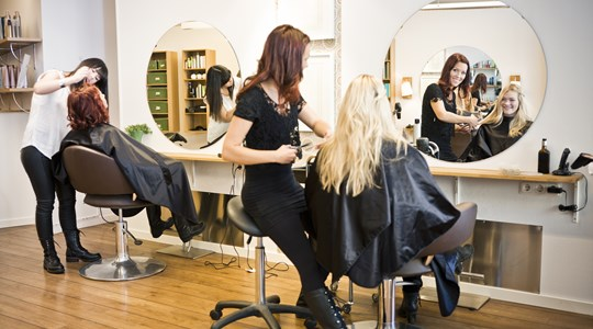 Furnished Salon available to let at The Elm's Chester-Le-Street