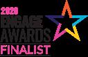 Engage Awards Finalist logo