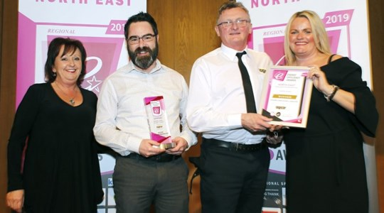 Karbon recognised for fuel poverty work